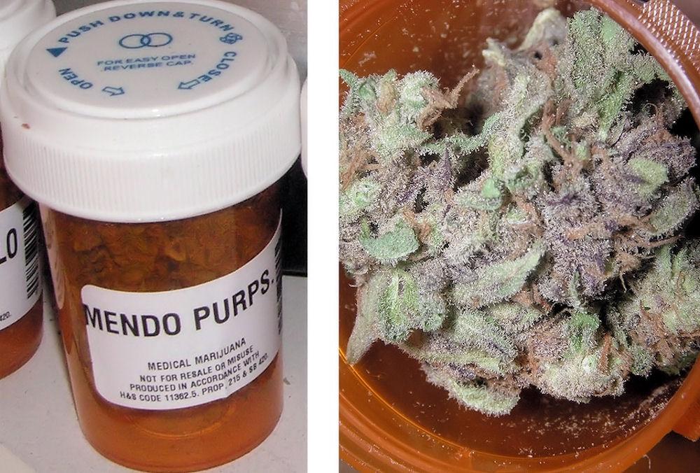 Marihuana wykorzystywana do celów medycznych